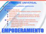 enfoque universal