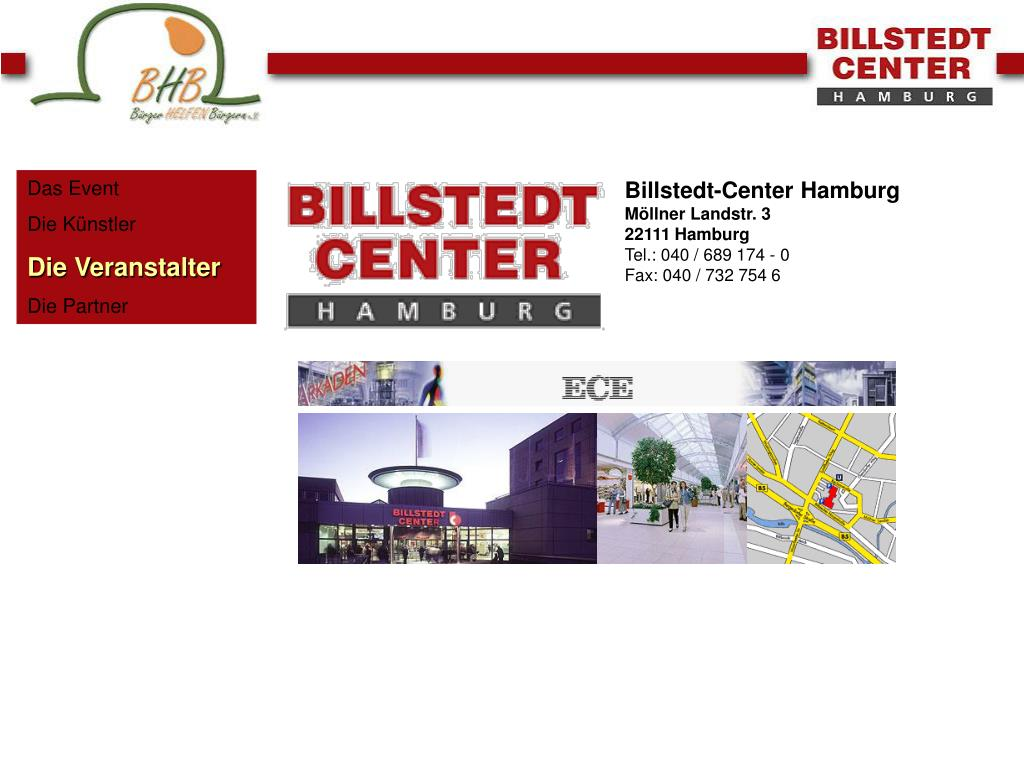 Billstedt-Center Hamburg