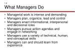 1 2 what managers do