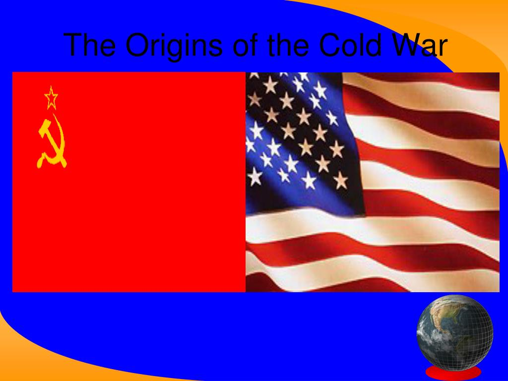 the origins of the cold war l.
