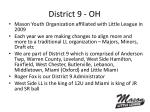 district 9 oh