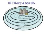 18 privacy security