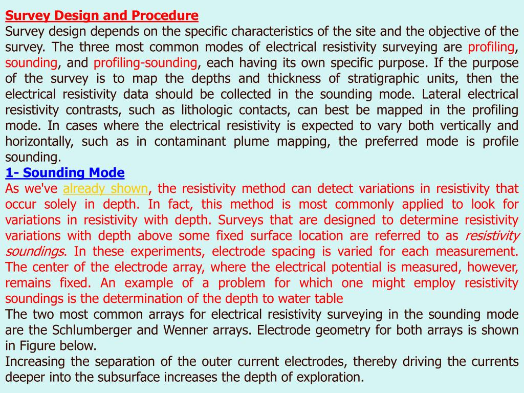 Survey Design and Procedure