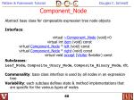 component node