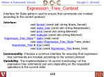 expression tree context