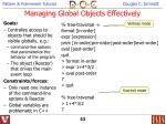 managing global objects effectively