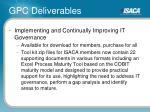 gpc deliverables28