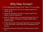 why new jersey
