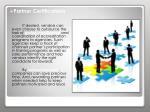 partner certifications