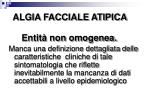 algia facciale atipica66