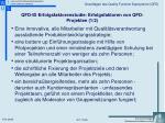 qfd id erfolgsfaktorenstudie erfolgsfaktoren von qfd projekten 1 2