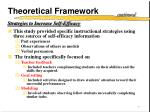 theoretical framework5
