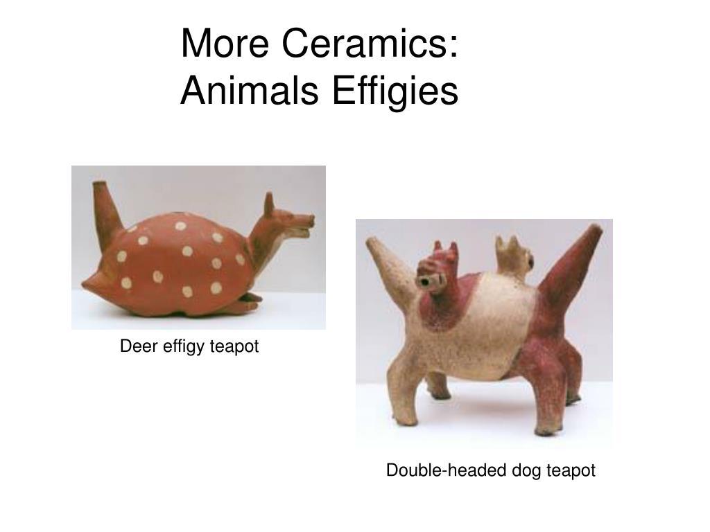 More Ceramics: