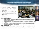 fodava distinguished lecture series