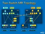 two switch mr topology