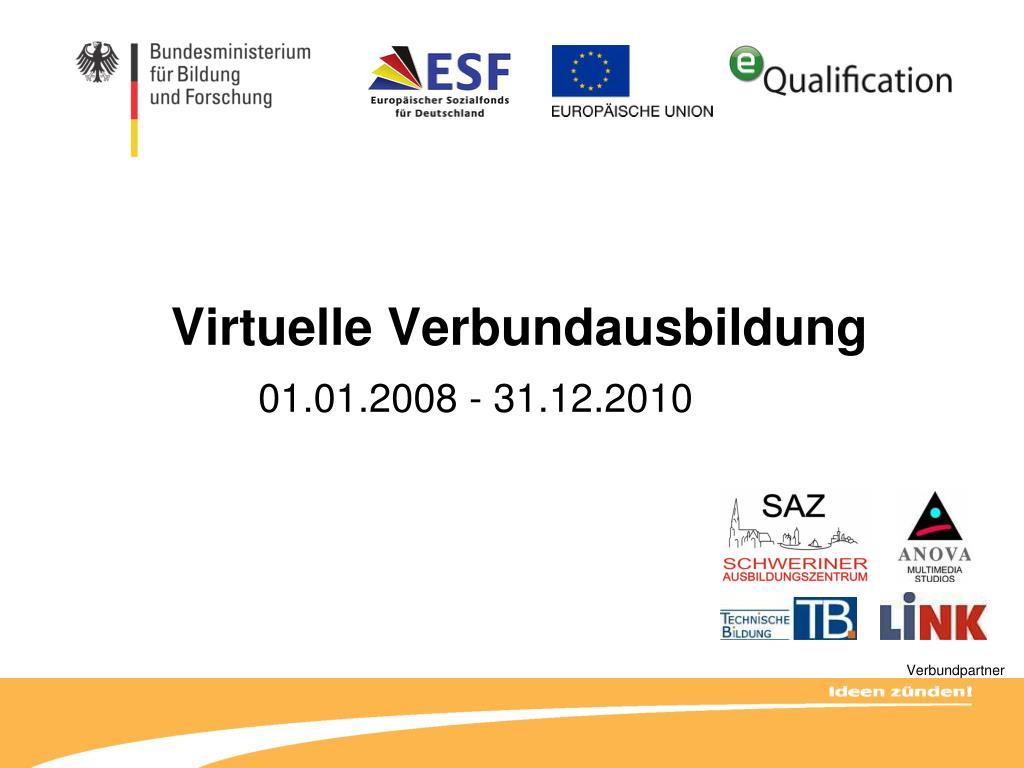 virtuelle verbundausbildung l.