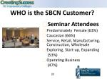 who is the sbcn customer20