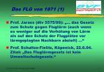 d as flg von 1971 1