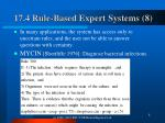 17 4 rule based expert systems 8