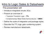 intro to logic gates datasheets2