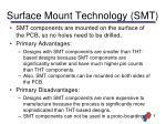 surface mount technology smt