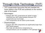 through hole technology tht