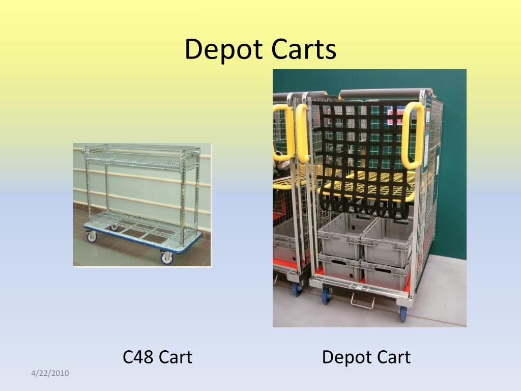 Depot Carts