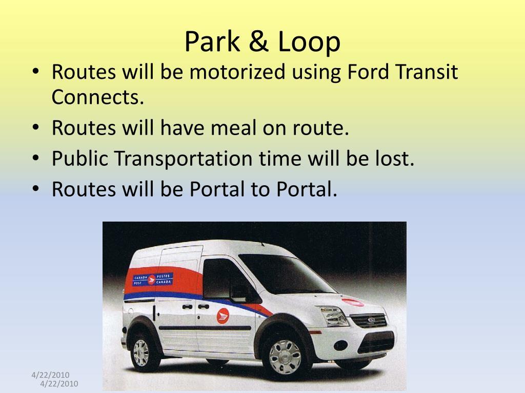 Park & Loop