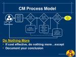 cm process model25
