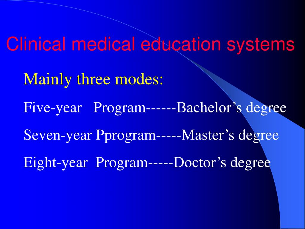 Clinical medical education systems