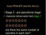 jean piaget and his theory11