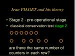 jean piaget and his theory12