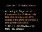 jean piaget and his theory20