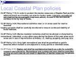 local coastal plan policies