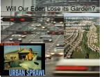 will our eden lose its garden