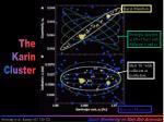 karin cluster proper e i vs a