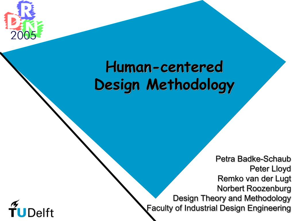 human centered design methodology l.