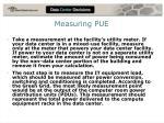 measuring pue