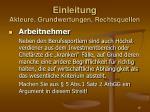 einleitung akteure grundwertungen rechtsquellen10