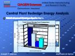 central plant redesign energy analysis22