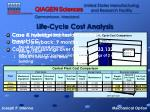 life cycle cost analysis32