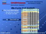life cycle cost analysis49