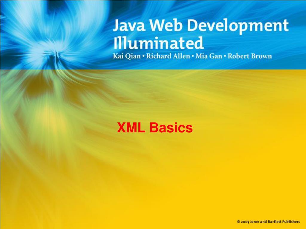 xml basics l.
