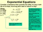 exponential equations3
