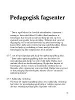 pedagogisk fagsenter32