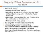 biography william apess january 31 1798 183910