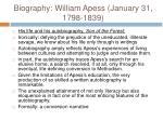 biography william apess january 31 1798 18396