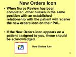 new orders icon