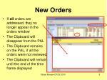 new orders5