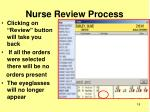 nurse review process18